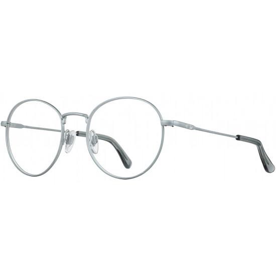 AO-1002 Matte Silver - Eyeglasses